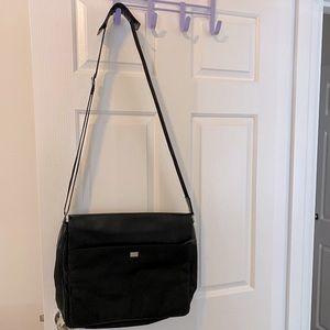 Oroton Unisex Adjustable Satchel Bag~ JUST AS NEW